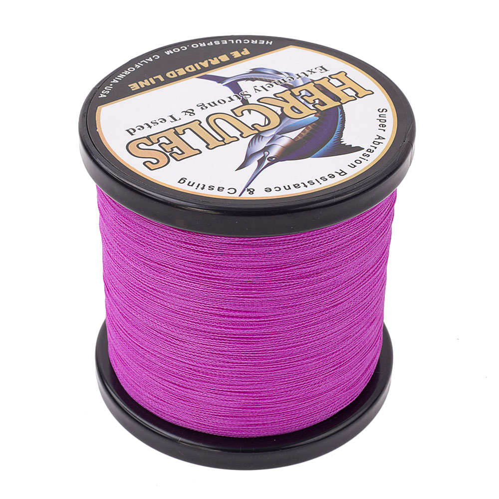 1500M-1640Yds-6-200LB-Test-Color-Select-Hercules-Braid-Fishing-Line-PE-Spinner thumbnail 84