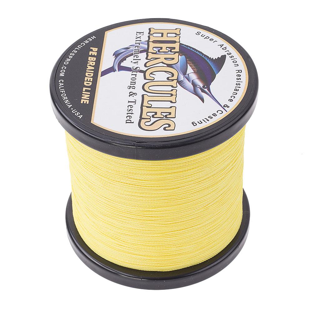 1500M-1640Yds-6-200LB-Test-Color-Select-Hercules-Braid-Fishing-Line-PE-Spinner thumbnail 102