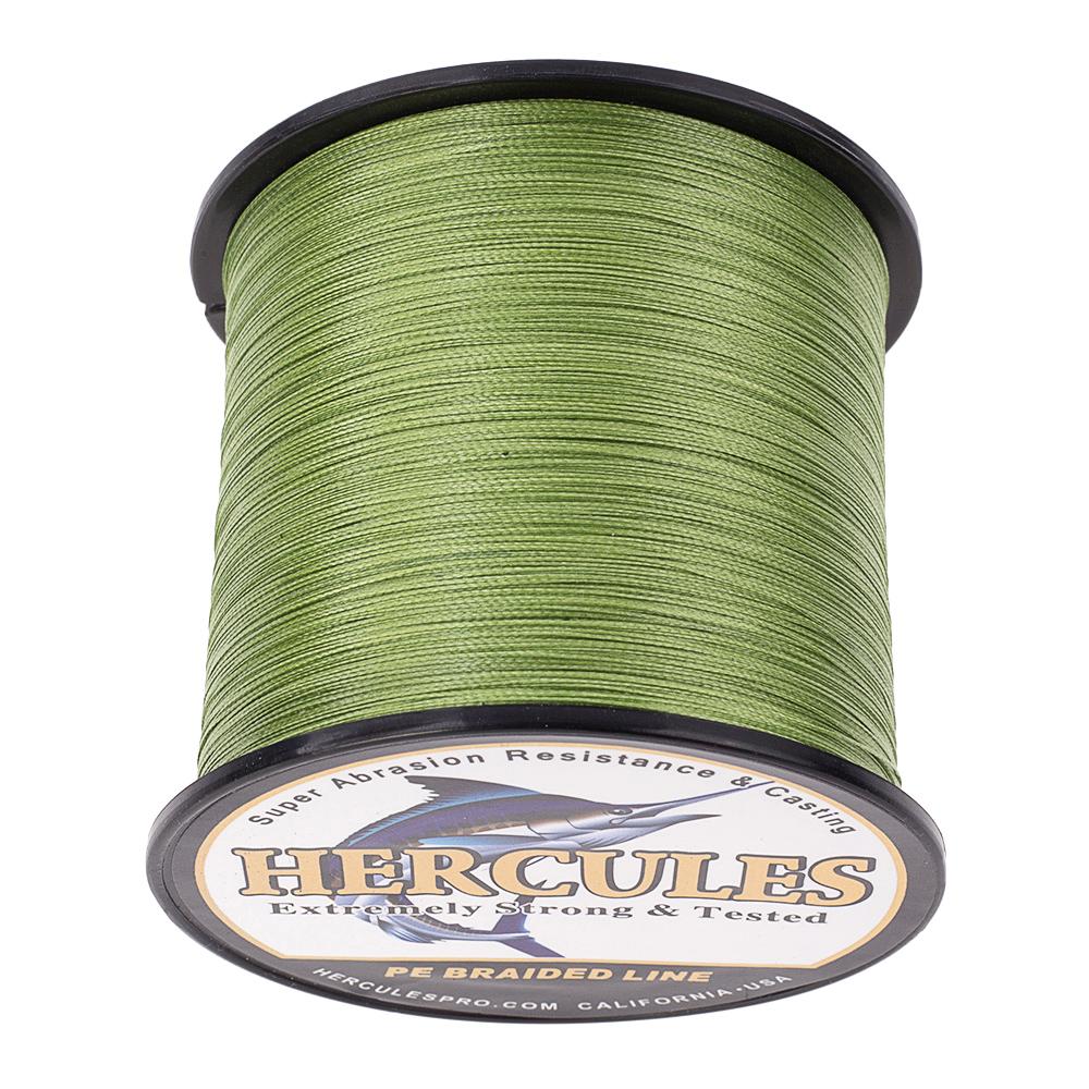 1500M-1640Yds-6-200LB-Test-Color-Select-Hercules-Braid-Fishing-Line-PE-Spinner thumbnail 14