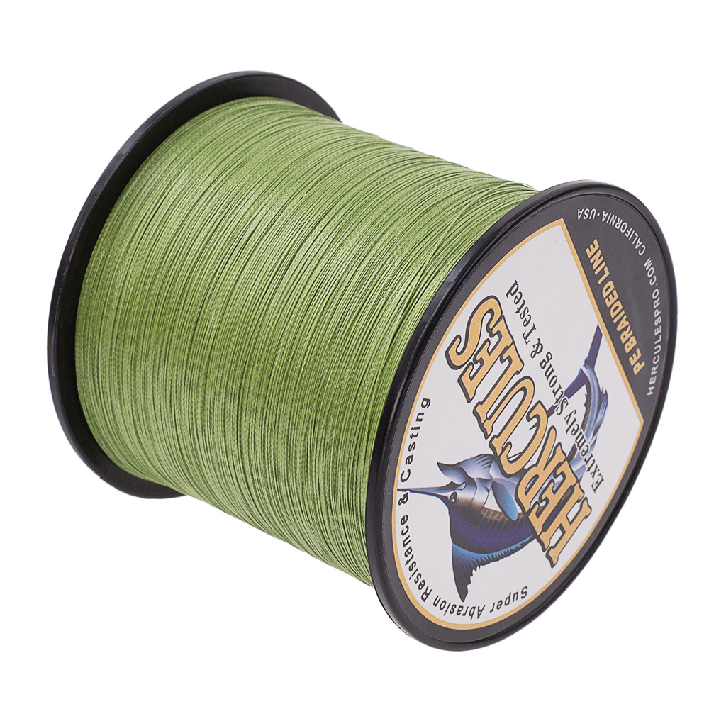 1500M-1640Yds-6-200LB-Test-Color-Select-Hercules-Braid-Fishing-Line-PE-Spinner thumbnail 17