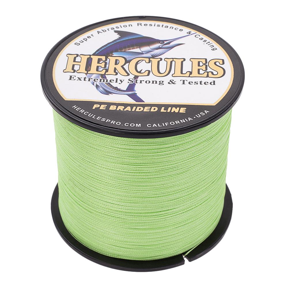 1500M-1640Yds-6-200LB-Test-Color-Select-Hercules-Braid-Fishing-Line-PE-Spinner thumbnail 48