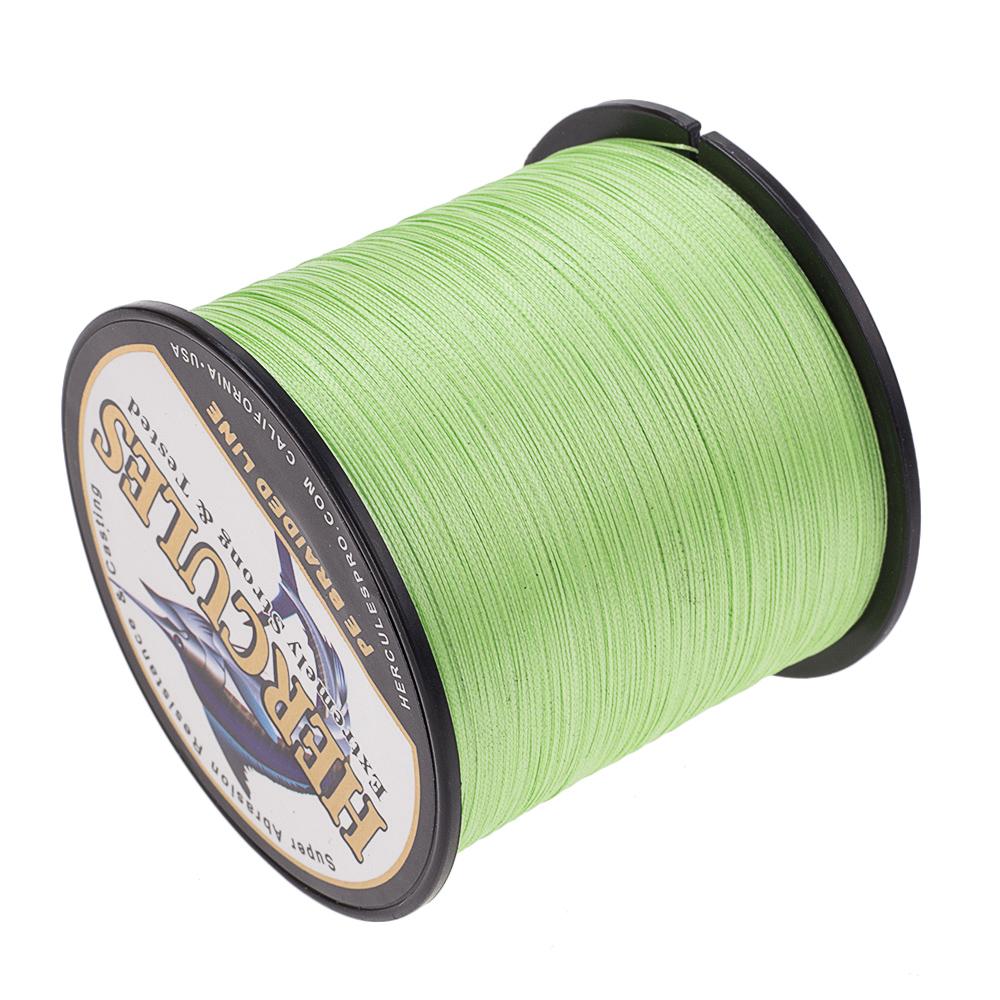 1500M-1640Yds-6-200LB-Test-Color-Select-Hercules-Braid-Fishing-Line-PE-Spinner thumbnail 46