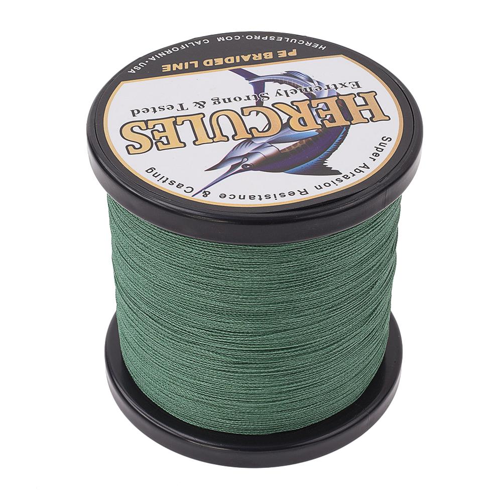 1500M-1640Yds-6-200LB-Test-Color-Select-Hercules-Braid-Fishing-Line-PE-Spinner thumbnail 66