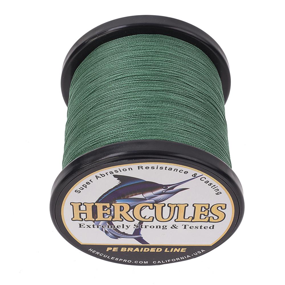 1500M-1640Yds-6-200LB-Test-Color-Select-Hercules-Braid-Fishing-Line-PE-Spinner thumbnail 62