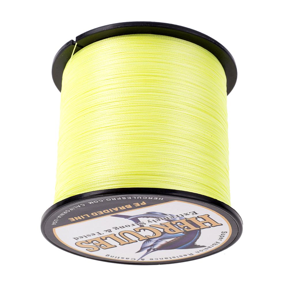1500M-1640Yds-6-200LB-Test-Color-Select-Hercules-Braid-Fishing-Line-PE-Spinner thumbnail 50