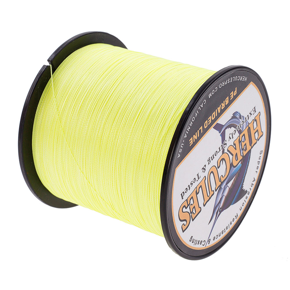 1500M-1640Yds-6-200LB-Test-Color-Select-Hercules-Braid-Fishing-Line-PE-Spinner thumbnail 53