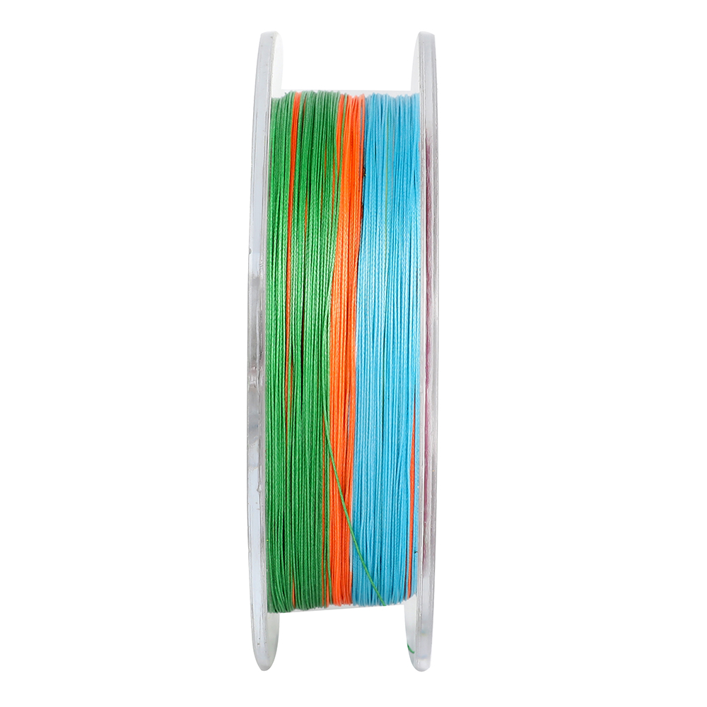 Hercules-PE-4-8-9-12-Strands-6-300lbs-Braided-Fishing-Line-Multi-Color-100-2000m miniature 16