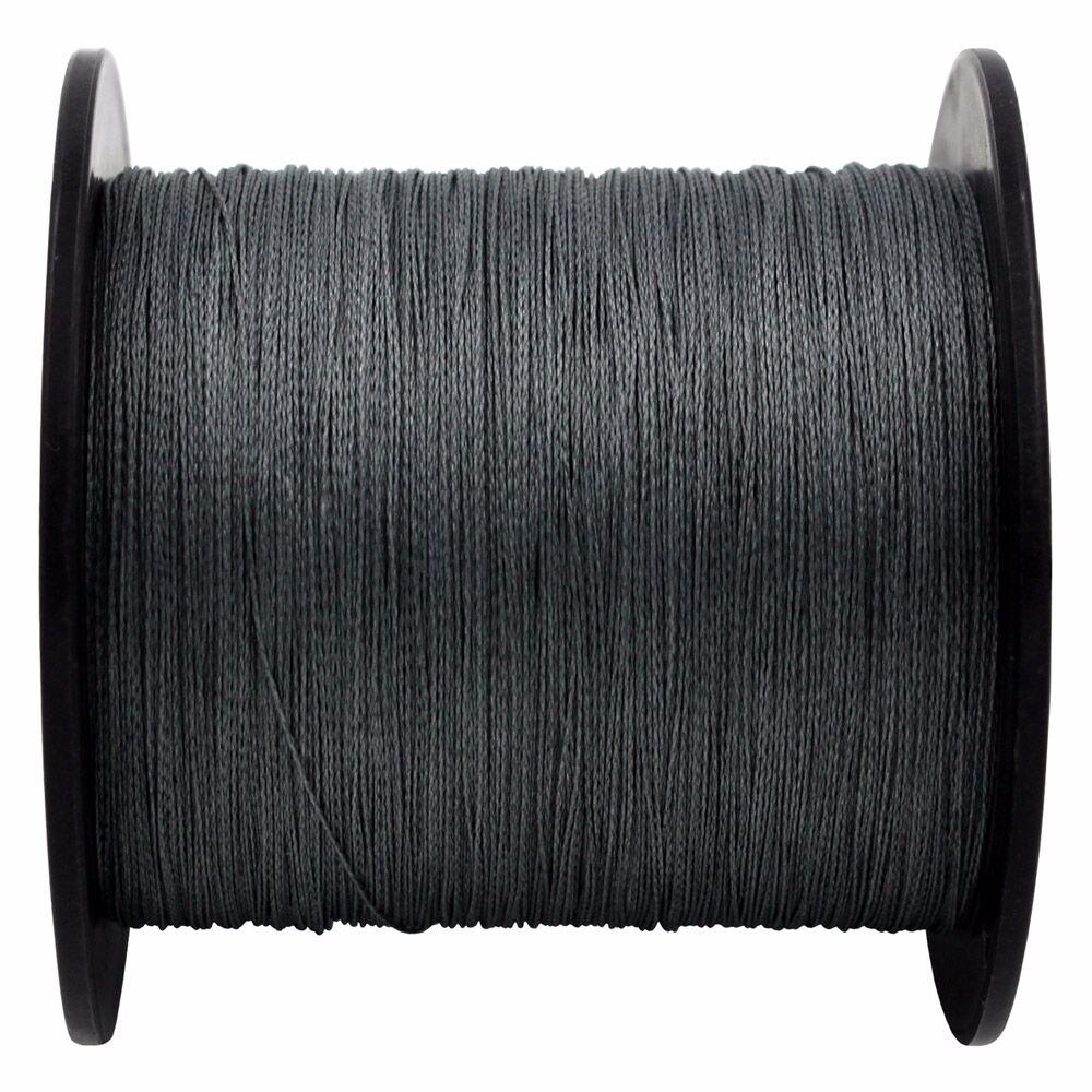 Gray-100M-2000M-6lb-300lb-Extreme-polyethylene-Super-4-S-8-S-Hercules-Tresse-Ligne-de-peche miniature 28