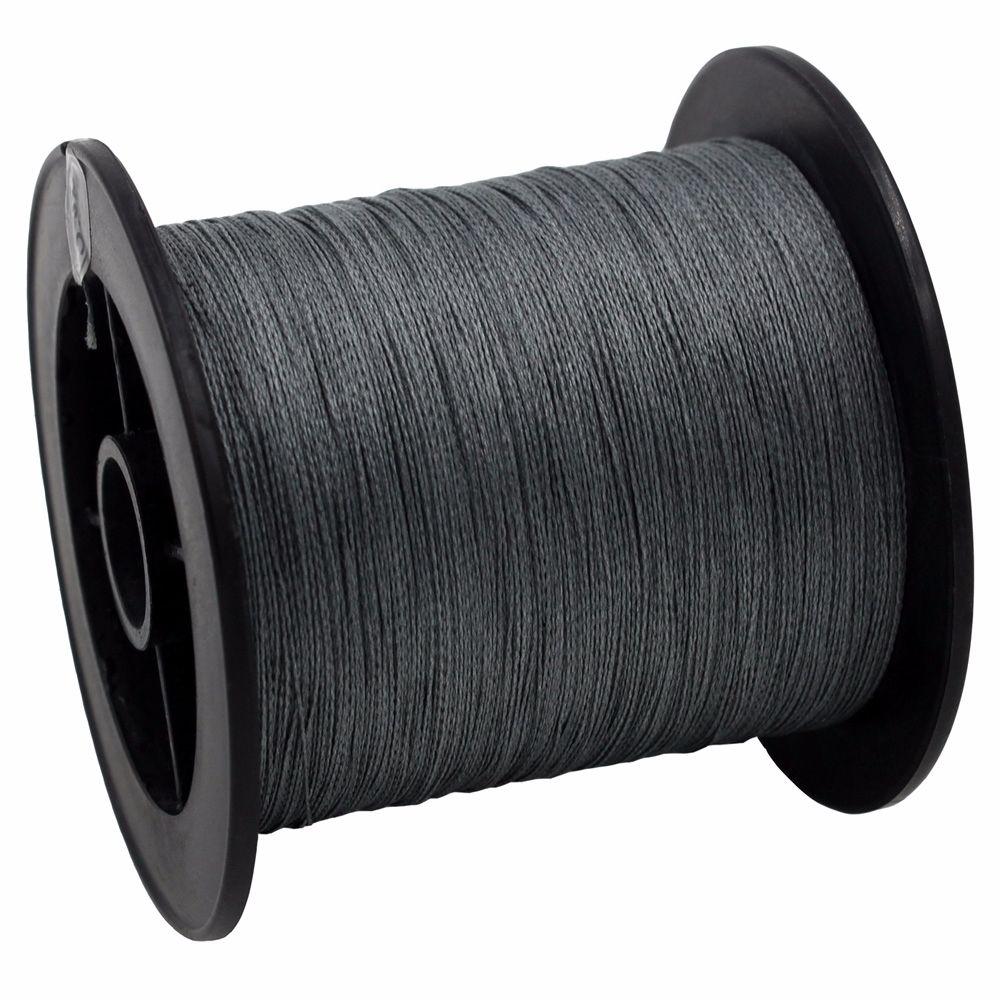 Gray-100M-2000M-6lb-300lb-Extreme-polyethylene-Super-4-S-8-S-Hercules-Tresse-Ligne-de-peche miniature 27