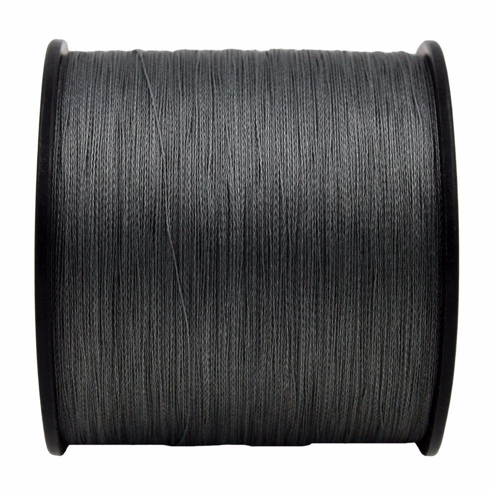 Gray-100M-2000M-6lb-300lb-Extreme-polyethylene-Super-4-S-8-S-Hercules-Tresse-Ligne-de-peche miniature 40