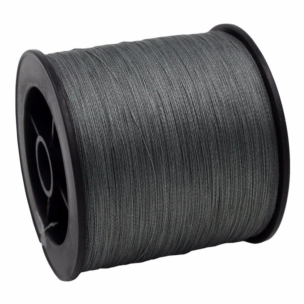 Gray-100M-2000M-6lb-300lb-Extreme-polyethylene-Super-4-S-8-S-Hercules-Tresse-Ligne-de-peche miniature 39