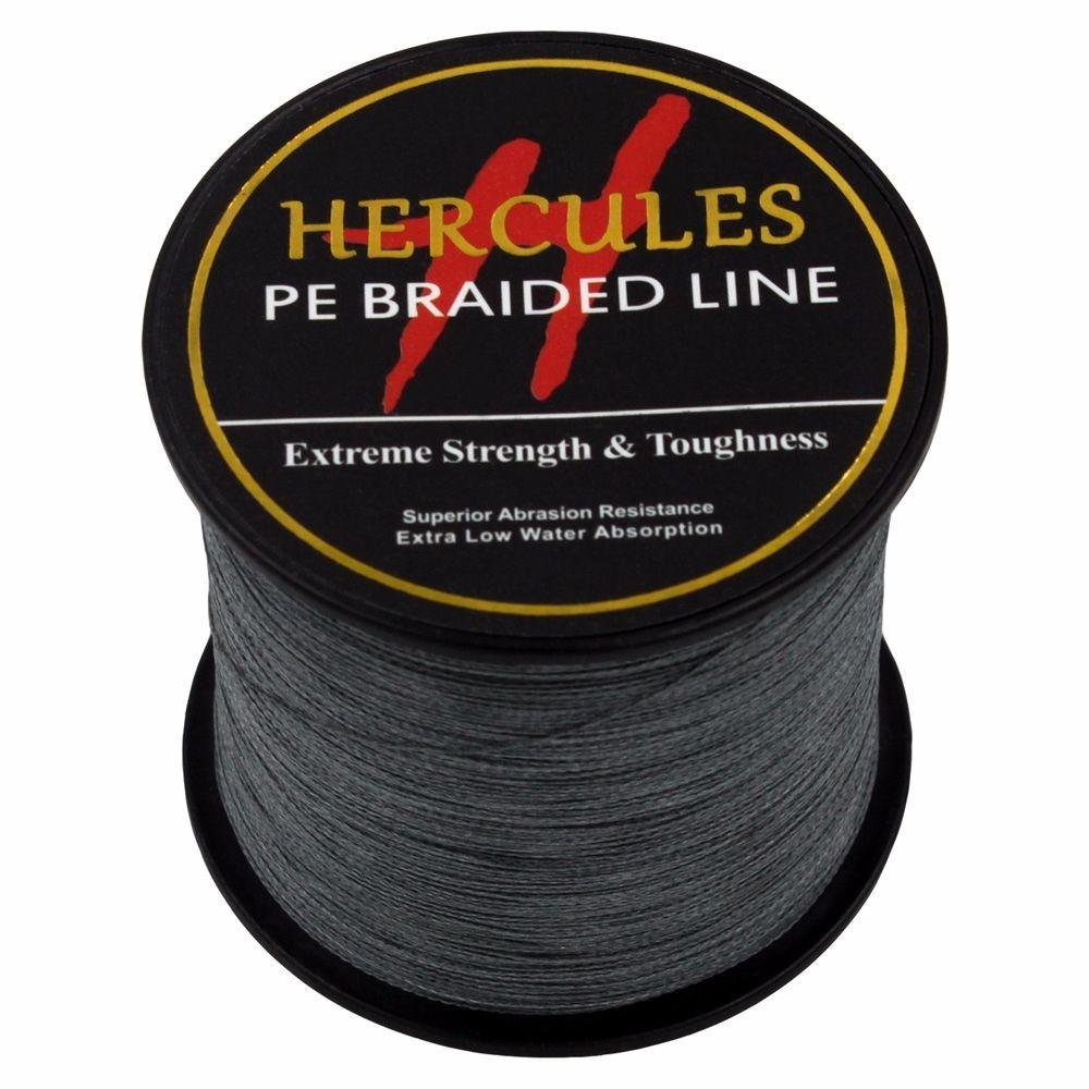Gray-100M-2000M-6lb-300lb-Extreme-polyethylene-Super-4-S-8-S-Hercules-Tresse-Ligne-de-peche miniature 77