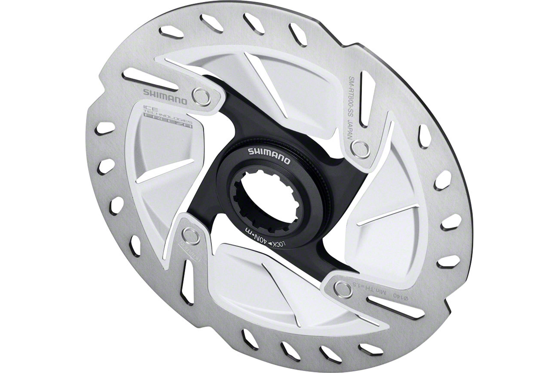 Shimano Ultegra SM-RT800 140,160mm IceTech Center Lock Disc Brake Bicycle Rotor