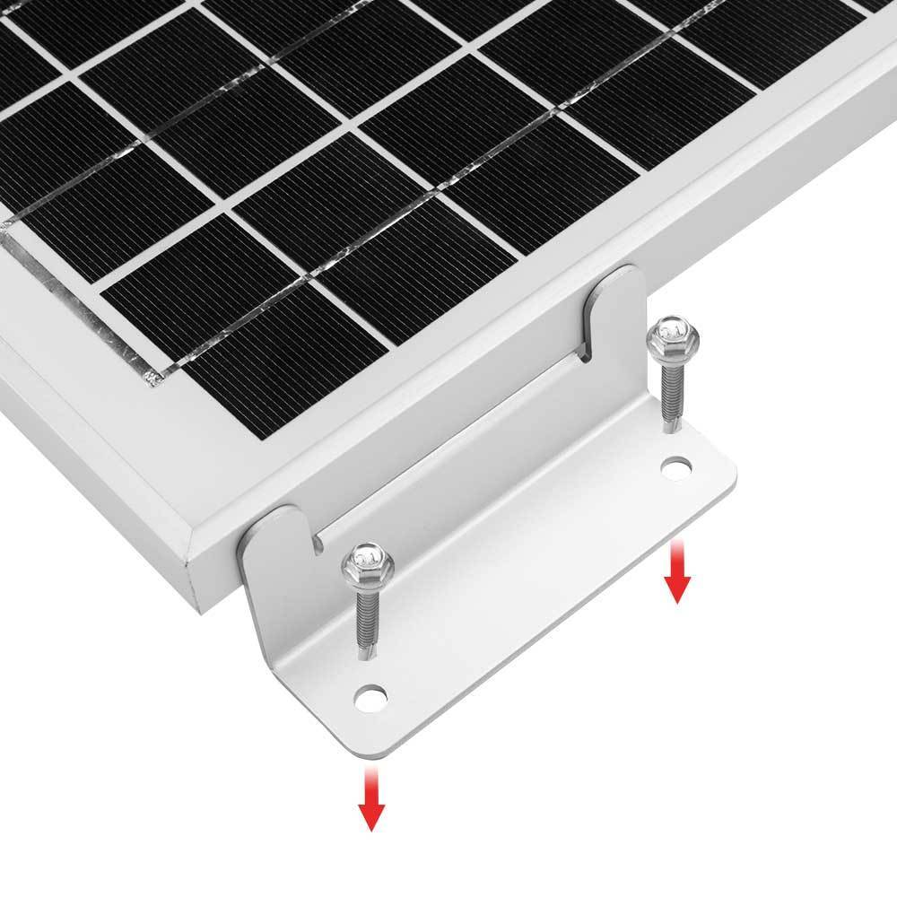 12V-250W-200W-100W-60W-10W-Solar-Panel-Kit-MONO-Caravan-Camping-Power-Charging thumbnail 96