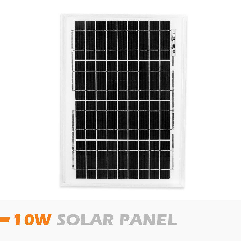 12V-250W-200W-100W-60W-10W-Solar-Panel-Kit-MONO-Caravan-Camping-Power-Charging thumbnail 21