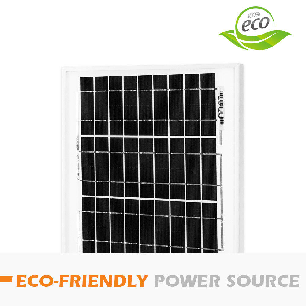12V-250W-200W-100W-60W-10W-Solar-Panel-Kit-MONO-Caravan-Camping-Power-Charging thumbnail 23