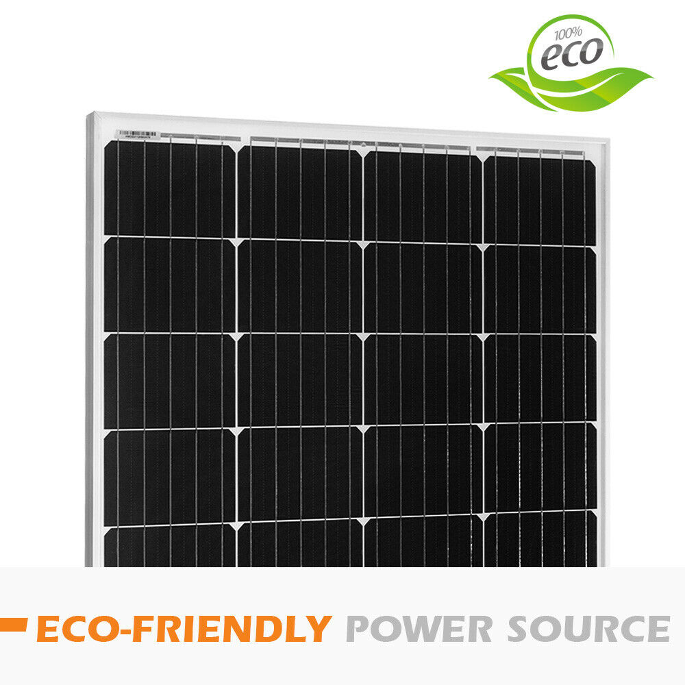 12V-250W-200W-100W-60W-10W-Solar-Panel-Kit-MONO-Caravan-Camping-Power-Charging thumbnail 44