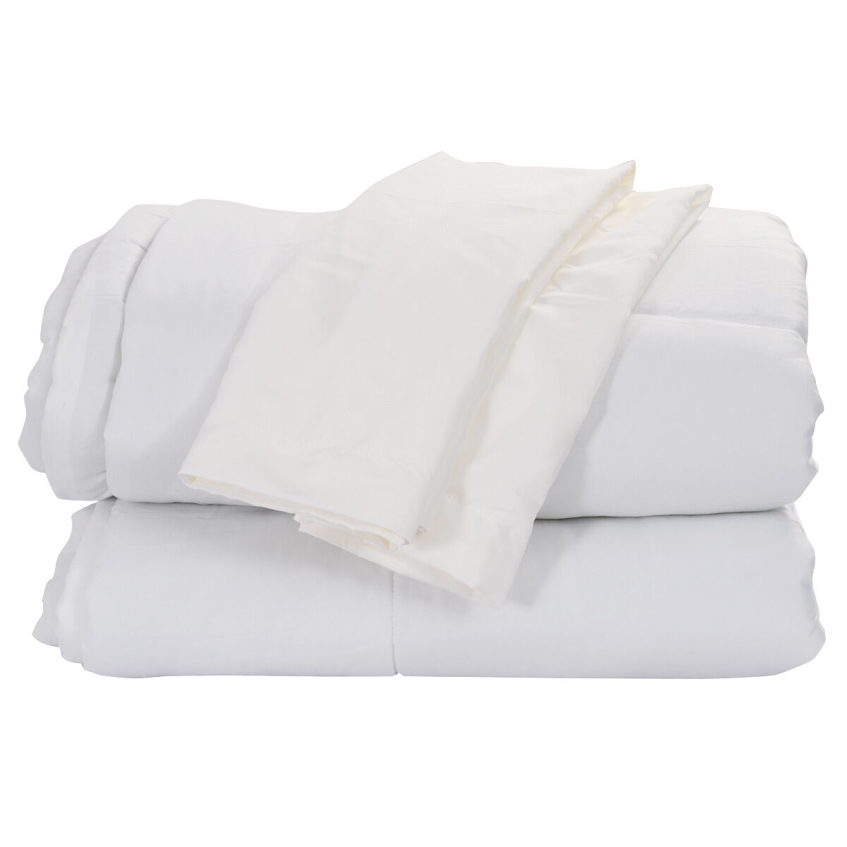 3-PC-Goose-Down-Alternative-Polyester-Filled-Reversible-Comforter-Sham-New thumbnail 7