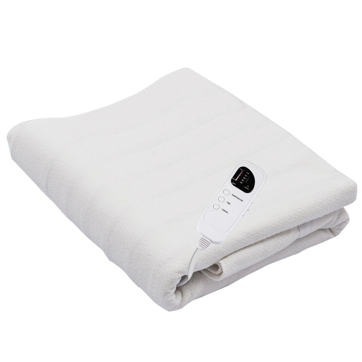 Digital Massage Table Warmer Warming Pad Heat Settings Auto