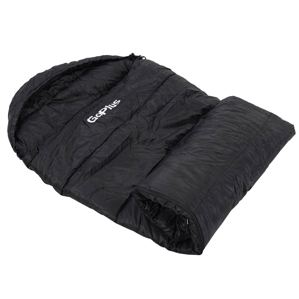 New-Mummy-Waterproof-Outdoor-Sleeping-Bag-Camping-Travel-Hiking-W-Carrying-Bag thumbnail 5