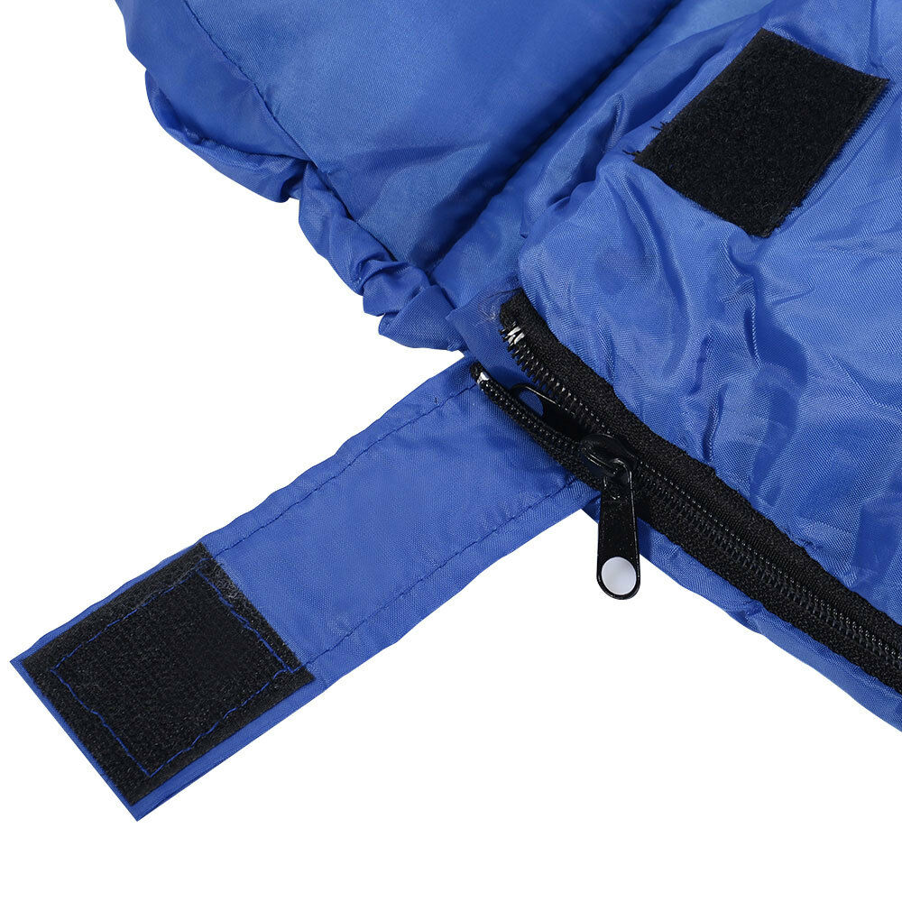 New-Mummy-Waterproof-Outdoor-Sleeping-Bag-Camping-Travel-Hiking-W-Carrying-Bag thumbnail 8
