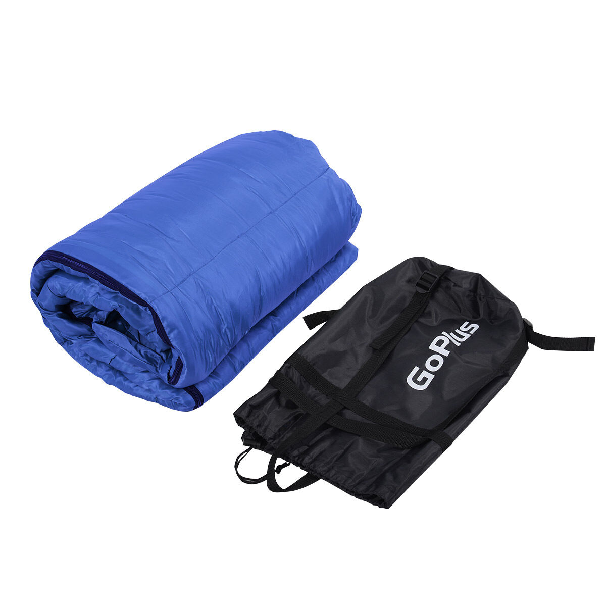New-Mummy-Waterproof-Outdoor-Sleeping-Bag-Camping-Travel-Hiking-W-Carrying-Bag thumbnail 6