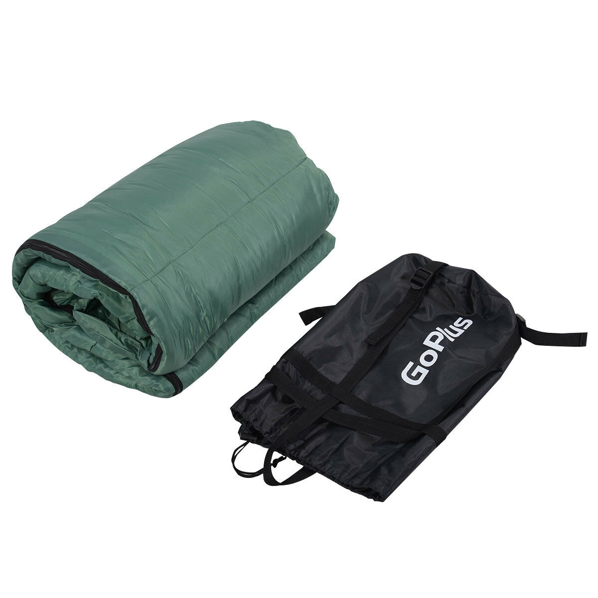 New-Mummy-Waterproof-Outdoor-Sleeping-Bag-Camping-Travel-Hiking-W-Carrying-Bag thumbnail 12