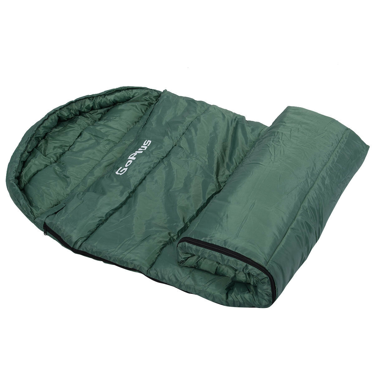 New-Mummy-Waterproof-Outdoor-Sleeping-Bag-Camping-Travel-Hiking-W-Carrying-Bag thumbnail 13