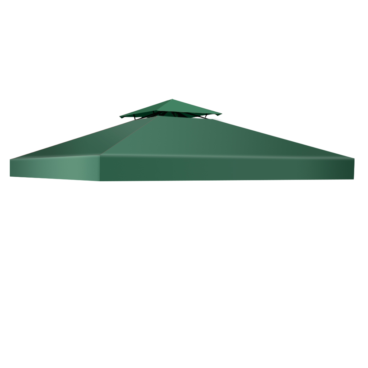 10-039-X-10-039-Gazebo-Top-Cover-Patio-Canopy-Replacement-1-Tier-or-2-Tier-3-Color thumbnail 49