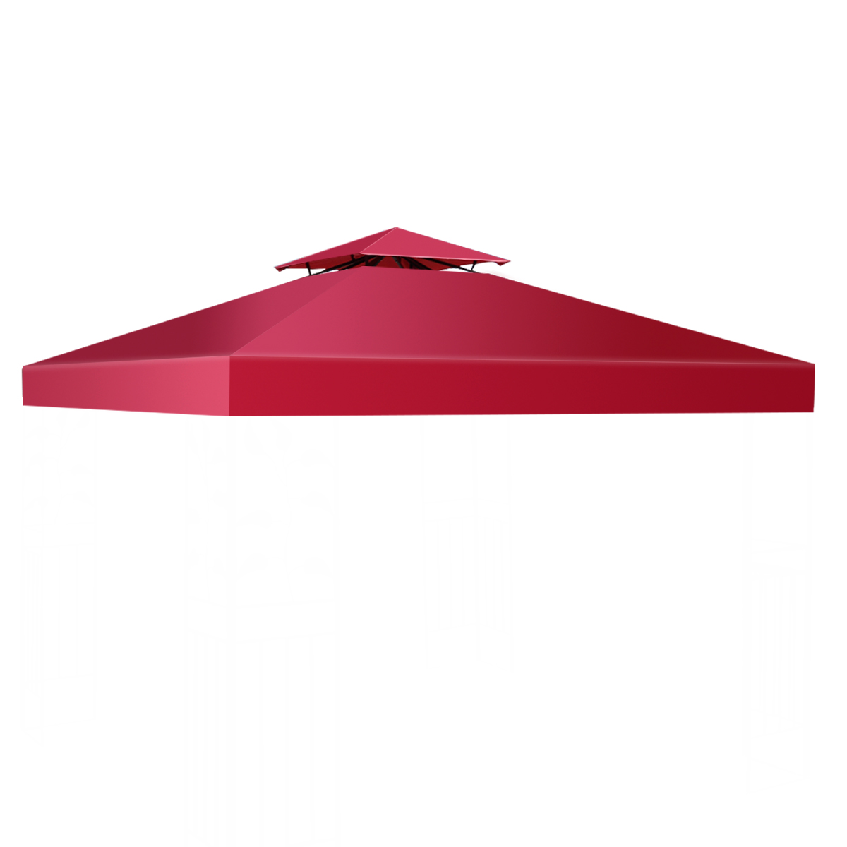 10-039-X-10-039-Gazebo-Top-Cover-Patio-Canopy-Replacement-1-Tier-or-2-Tier-3-Color thumbnail 59