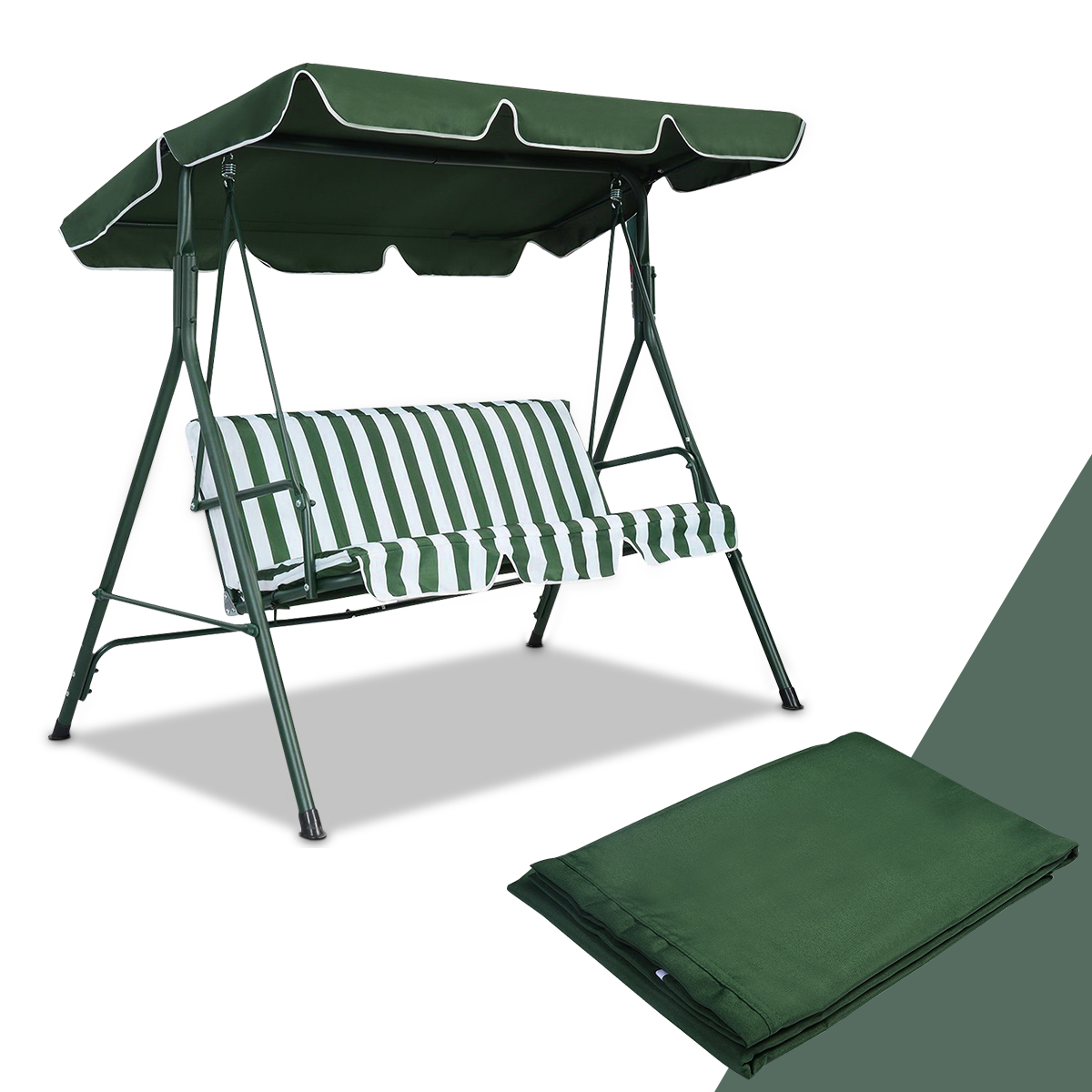 Swing-Top-Cover-Canopy-Replacement-Porch-Patio-Outdoor-66-034-x45-034-75-034-x52-034-77-034-x43-034 thumbnail 22