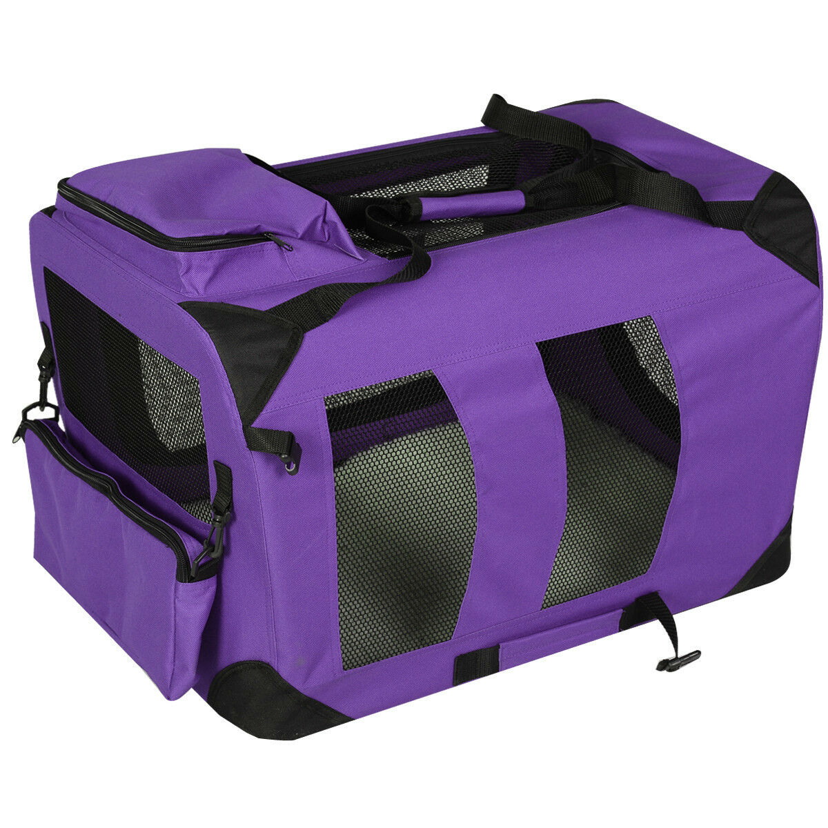 Pet Dog Carrier Portable House Soft Sided Cat Comfort
