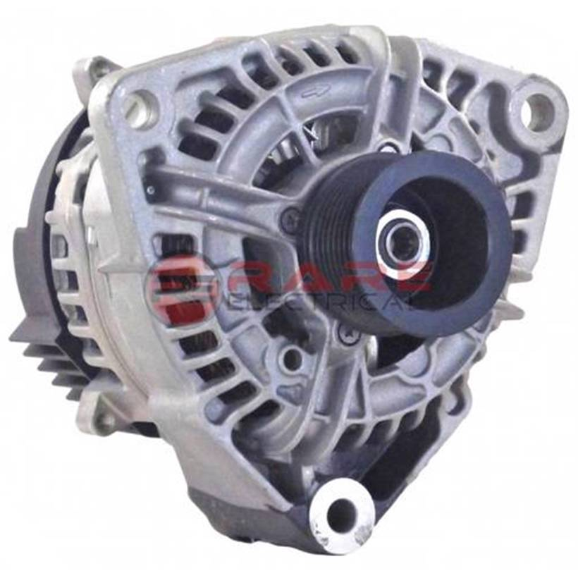 New 80a Alternator Fits New Holland W170 Loader 2007