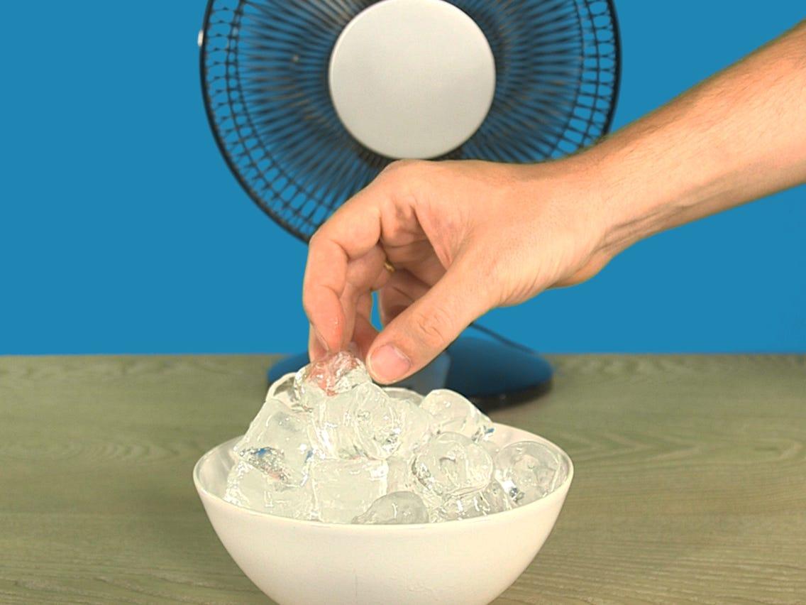 fan, ice, air conditioner, thelashop