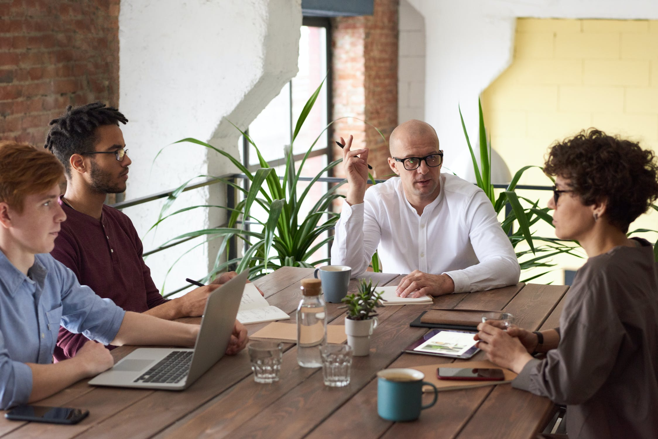 yescomusa, office meeting