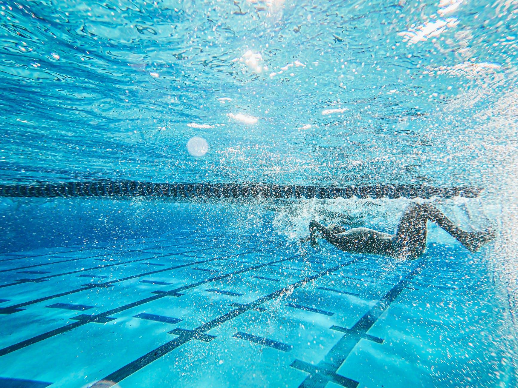 underwater cardio, yescomusa, pool workout