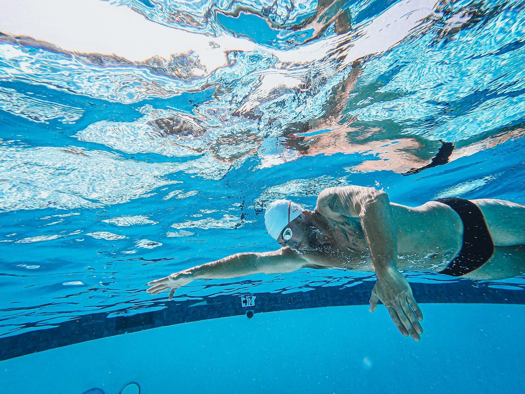 swimming, pool, pool workout, yescomusa