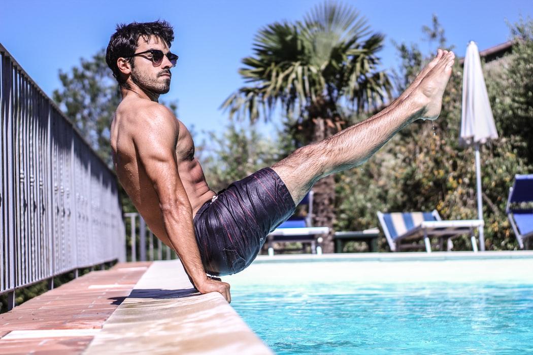 summer fun, thelashop, home gym, pool