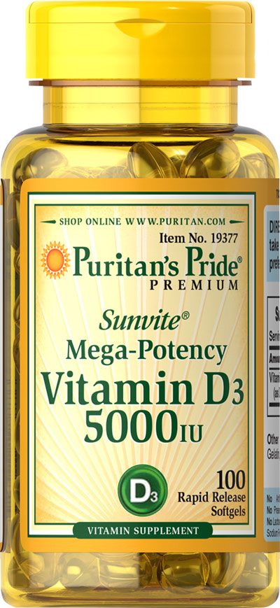 what is the best time to take vitamin d3