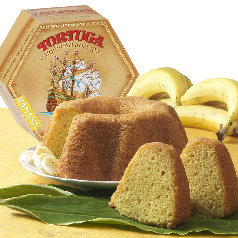 Tortuga Rum Cake 16 Oz Jamaican Caribbean Cake Christmas