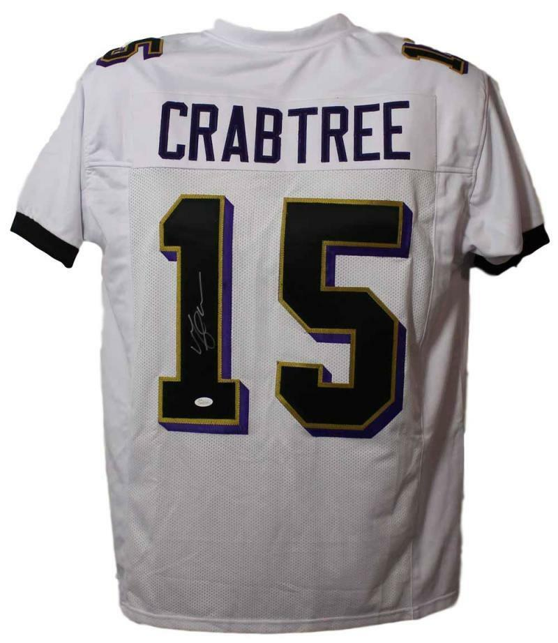 ravens michael crabtree jersey