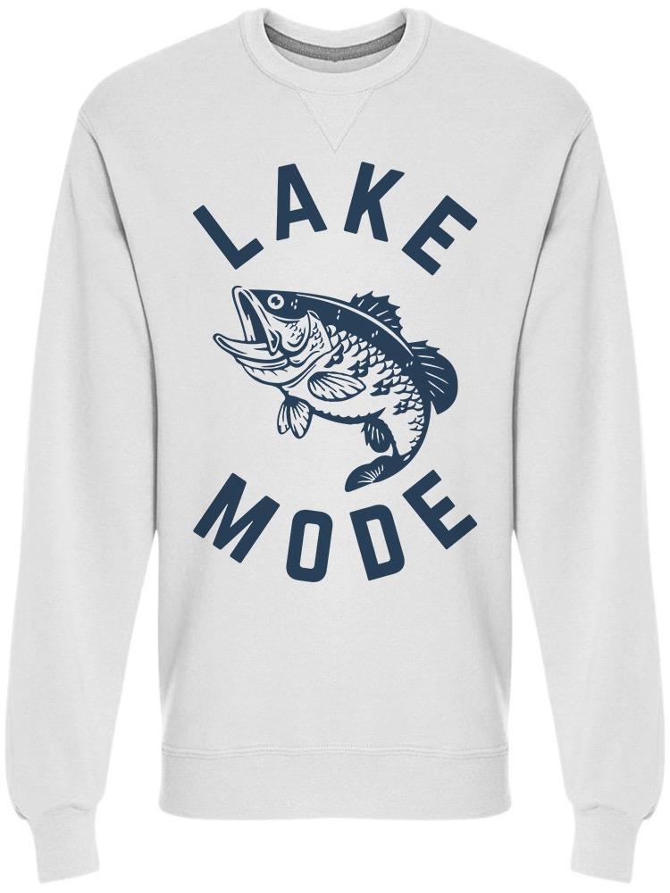 Swan Lake Bird Animal Men Sweatshirt NEWWellcoda