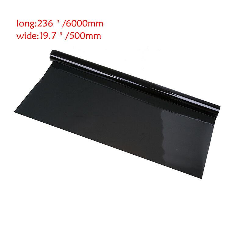 3M-1-5-15-25-35-50-VLT-Car-Window-Tint-Film-Roll-Size-Black-Universal-fit miniature 22