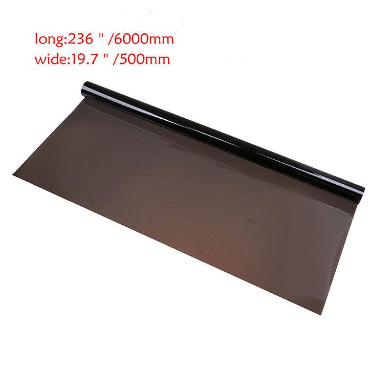 3M-1-5-15-25-35-50-VLT-Car-Window-Tint-Film-Roll-Size-Black-Universal-fit miniature 16