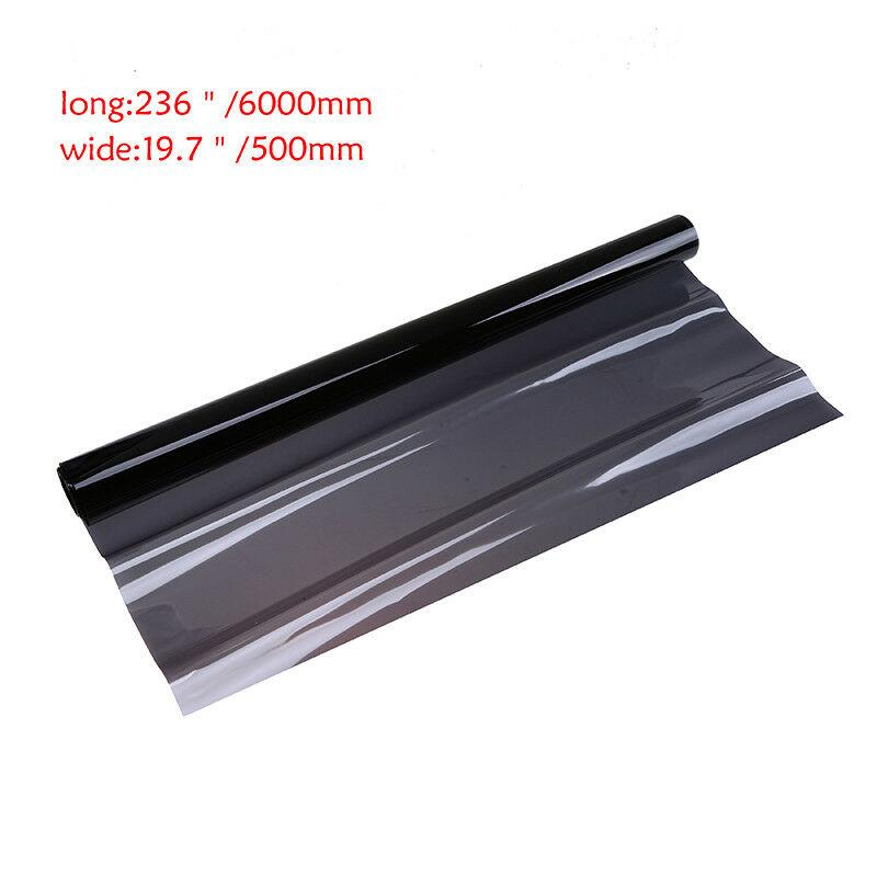 3M-1-5-15-25-35-50-VLT-Car-Window-Tint-Film-Roll-Size-Black-Universal-fit miniature 18