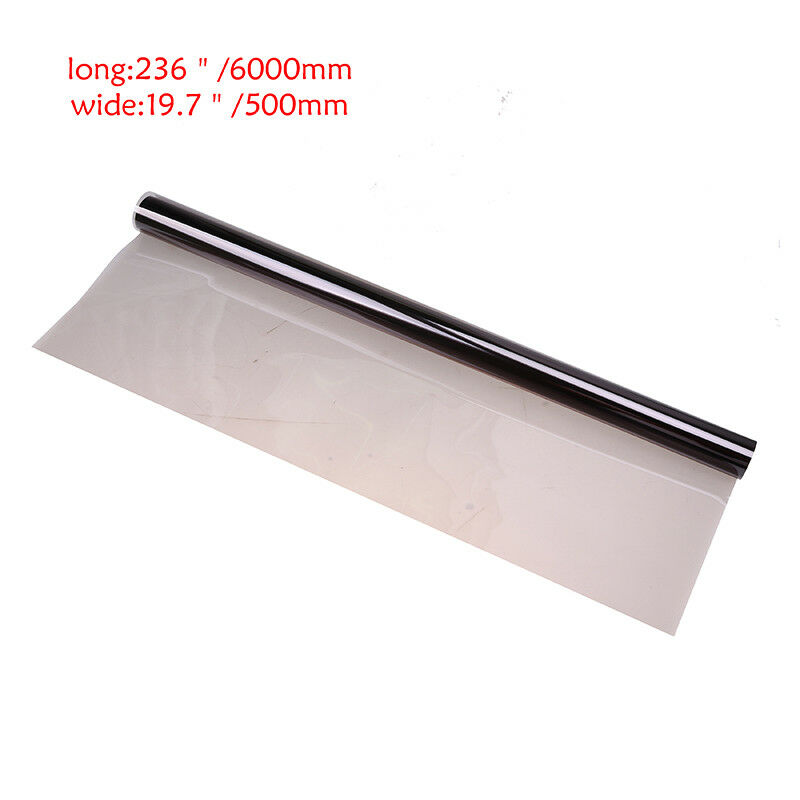 3M-1-5-15-25-35-50-VLT-Car-Window-Tint-Film-Roll-Size-Black-Universal-fit miniature 24