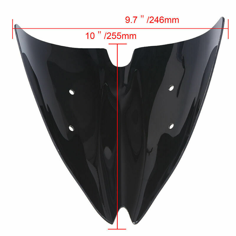 Windshield Windscreen Screen Protector For Ducati 996 748 916 998 Yamaha R3//R25