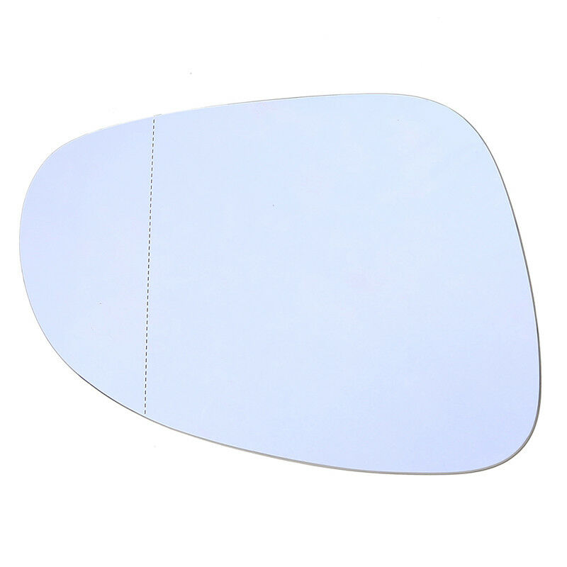 Passenger Side Mirror Glass For Vw Eos Gti Jetta Passat