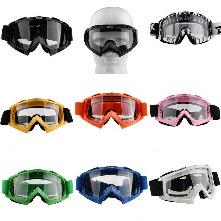 Adult Motocross Motorcycle ATV Dirt Off Road Adult Goggles Glasses Anti-UV Dust