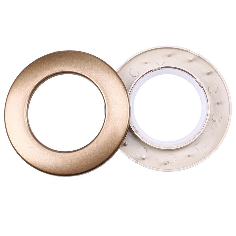 1 40 Round Eyelet Ring Eyelets Heading Rings Clips Grommet